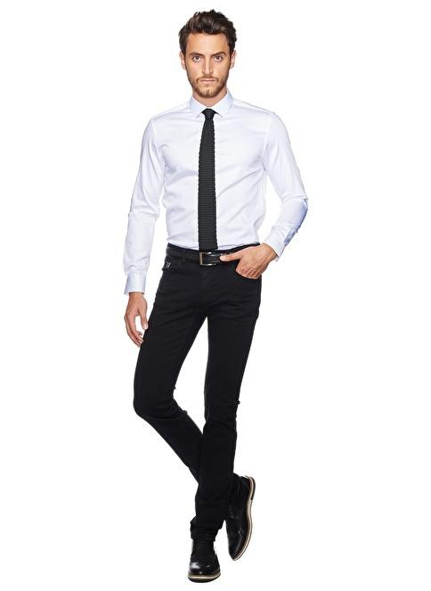 Altınyıldız Classics Slim Fit Uzun Kollu Klasik Gömlek Beyaz